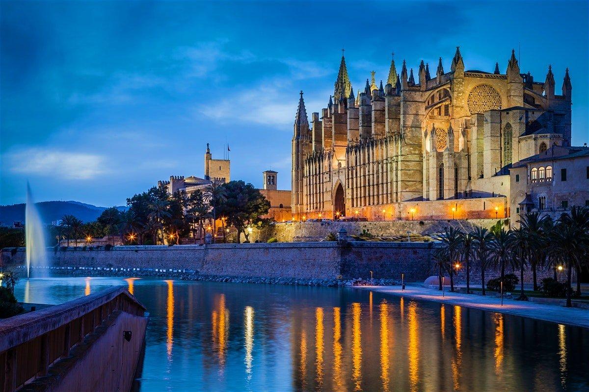 Cattedrale Palma de Mallorca